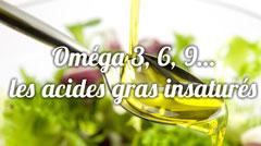 omega 3 et 6